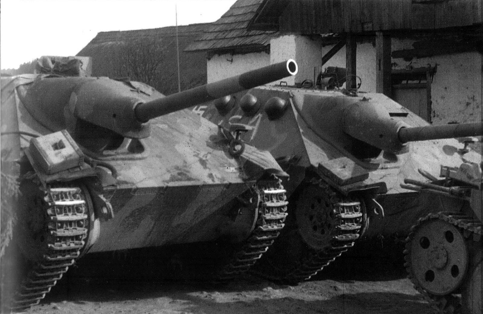 Jagdpanzer 38 captured surrender end of war1.jpg