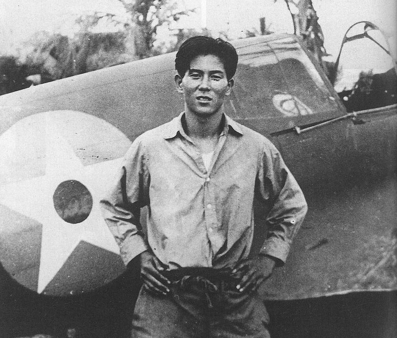 800px-Junichi_Sasai_with_P-40.jpg