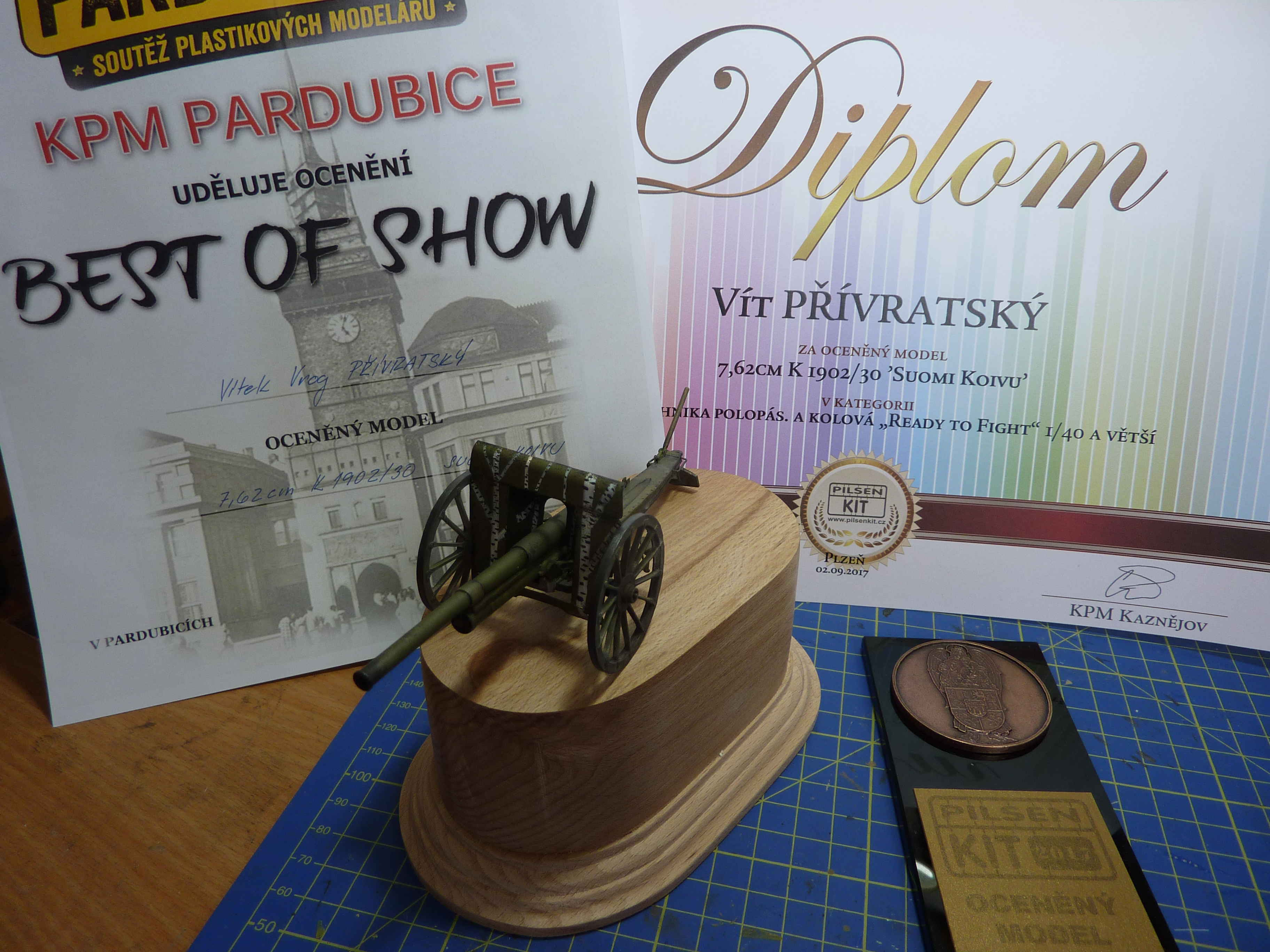 ceny 2017 - pardubice best of show a plzenMF.JPG