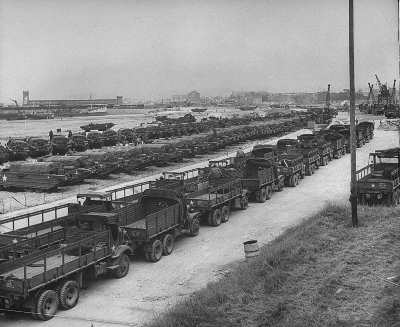 Cherbourg, Normandy, France, июнь 1944.jpg
