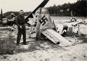 Jan-Adam-Smigielski-downed-german-plane.jpg
