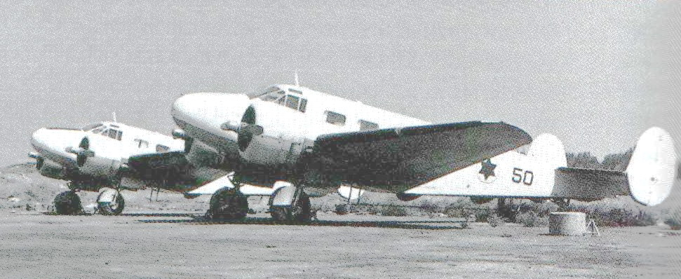 Beechcraft C-45 No.51-11504  4X-ADS.jpg