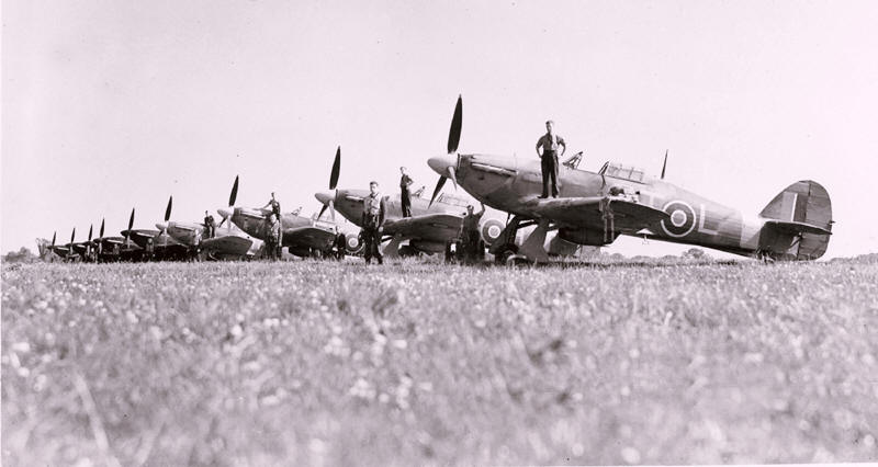 Hurricane IIC 43 sq RAF Tangmere  August 1942.jpg